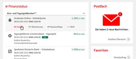 Multibanking Sparkasse Sudwestpfalz